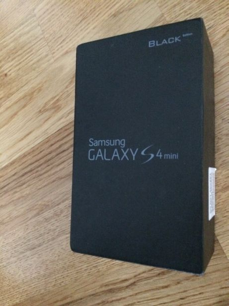pudełko GALAXY S4 mini