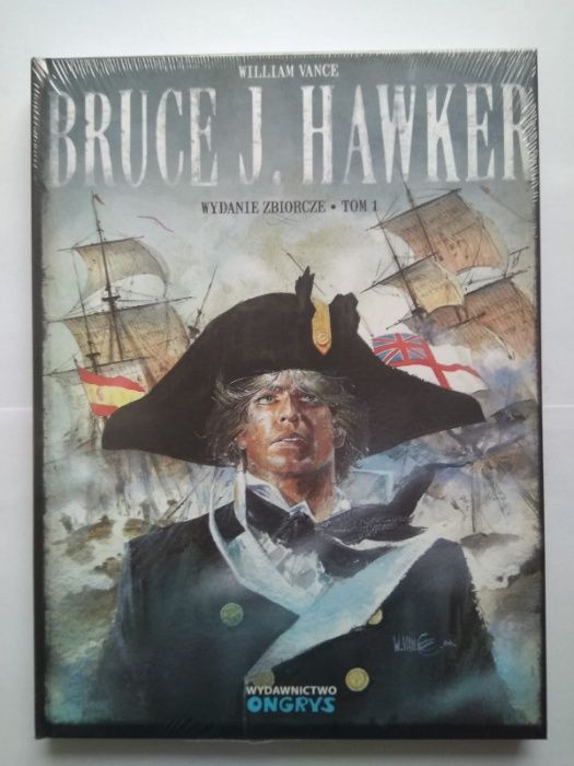 Bruce J. Hawker William Vance Warszawa - image 1