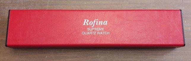 ROFINA - piękne etui na zegarek VINTAGE , RETRO , KLASYK - Unikat !!!