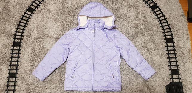 Продам куртку на дівчинку єврозима,осінь/весна, на пуху на 10-12р