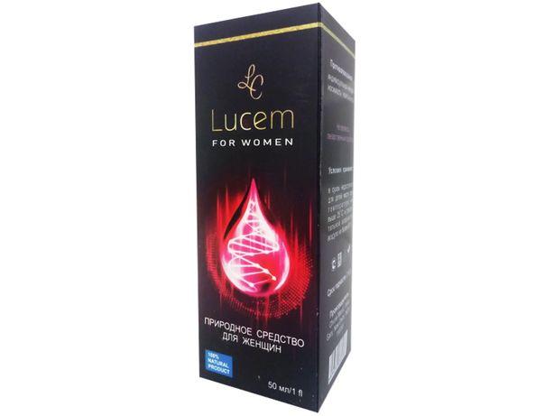 Капли для женского здоровья Lucem
