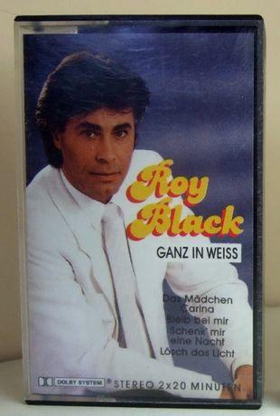 Оригинальная кассета Roy Black – Ganz In Weiss (немецкая эстрада)