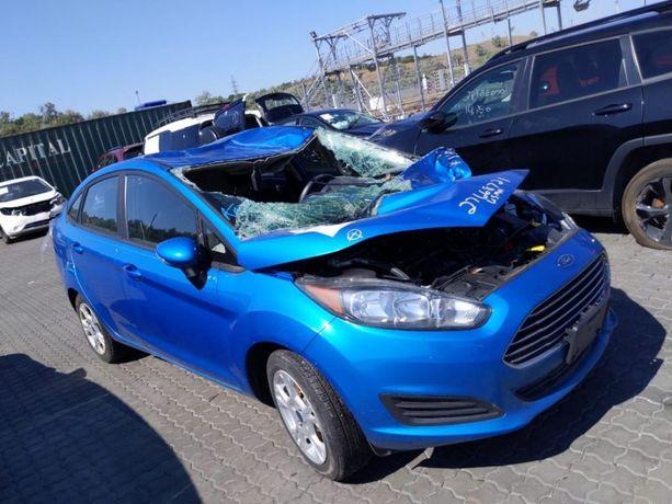 Ford Fiesta USA mk7 2014-2015-2016-2017-2018-2019 разборка шрот
