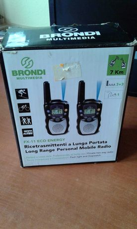 Krótkofalówka Radiotelefon Brondi