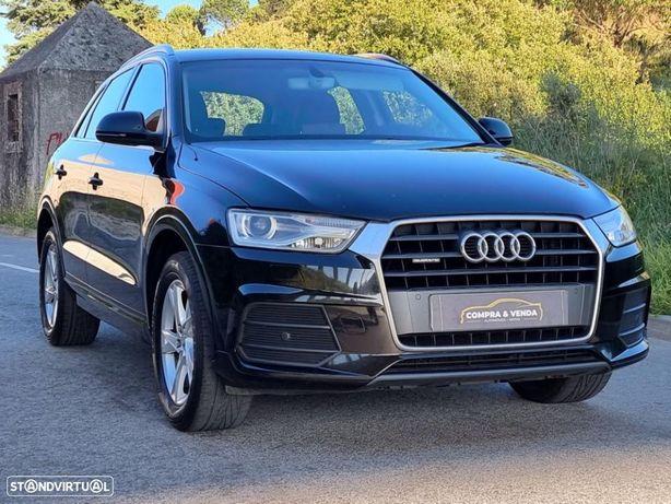 Audi Q3 2.0 TDI quattro Design S tronic