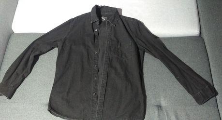 Koszula czarna nowa