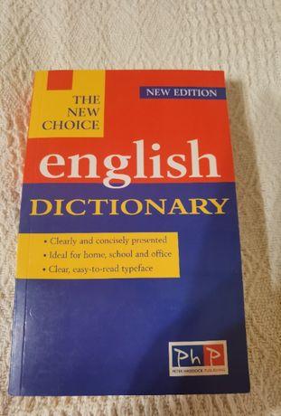 The New Choice English Dictionary - słownik angielsko-angielski