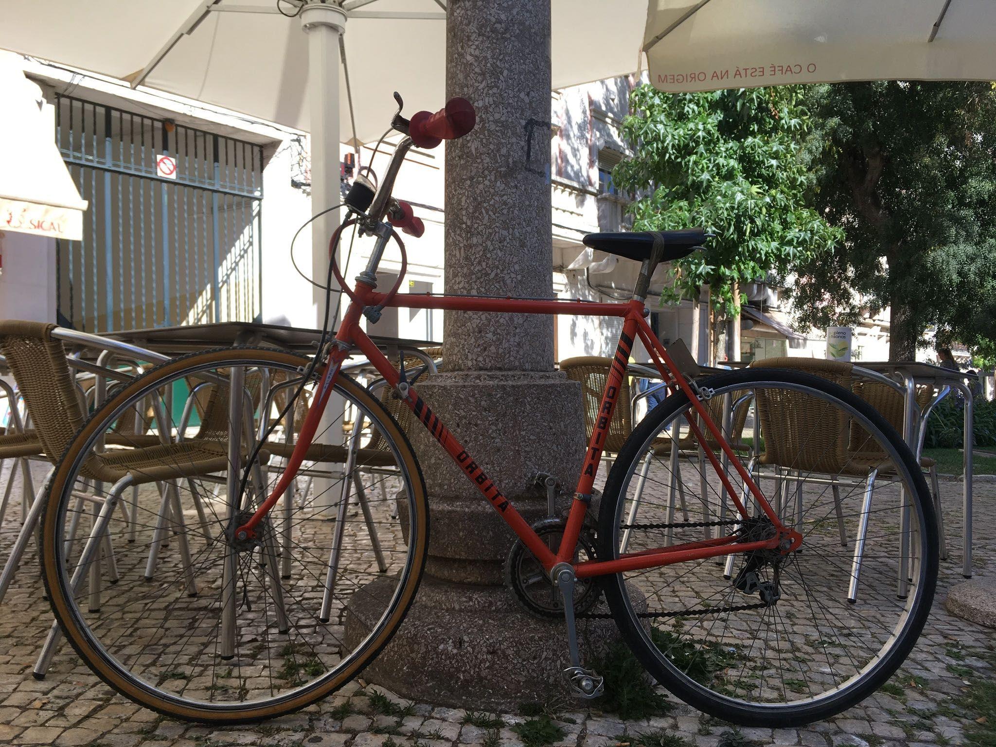 Bicicleta Órbita c/Matrícula