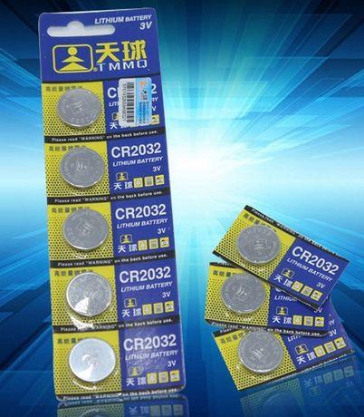 Батарейка CR2032 литиевая 3V (Батарея BIOS) батарея для компьютера