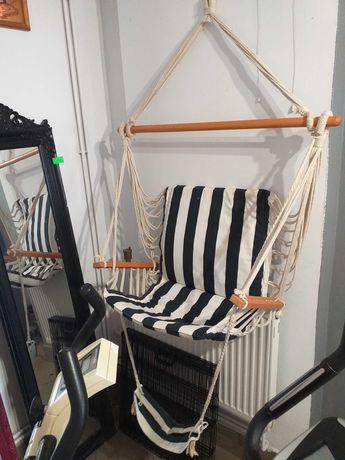 Fotel Wiszący Krzesło Brazylijskie Huśtawka