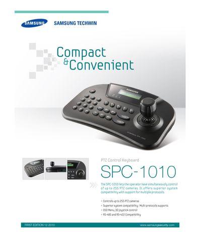 Samsung PTZ  controller  SPC-1010