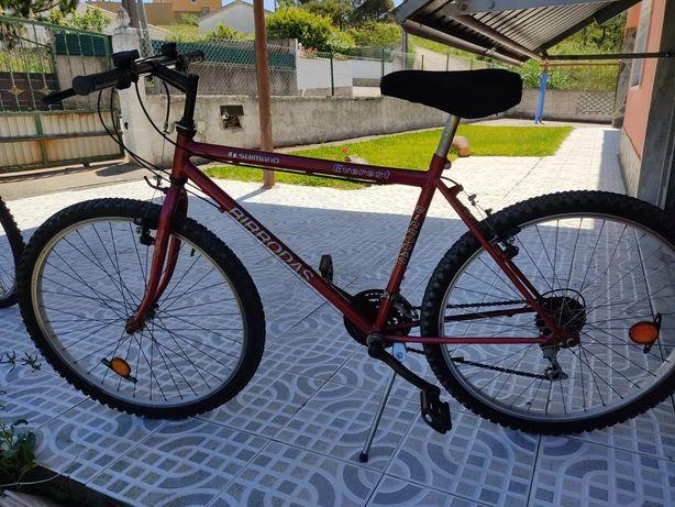 Bicicleta Shimano roda/aro 26 excelente estado