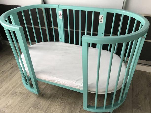 Кроватка oval bed