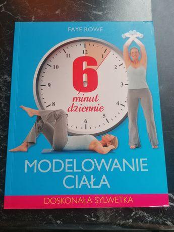 Książka modelowanie ciała, fitness