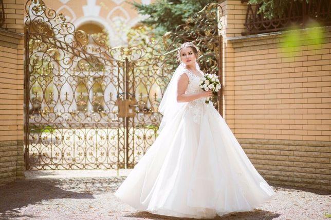 Свадебное платье / Весільна сукня