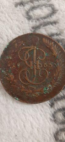 5 копеек Екатерины 1763