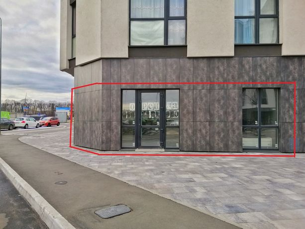 Аренда помещения на 1 этаже 44кв.м. в ЖК Paradise Avenue!