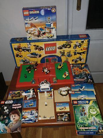 Lego 6 in 1 Action Pack zestaw klocki Lego figurki ludziki Lego komiks