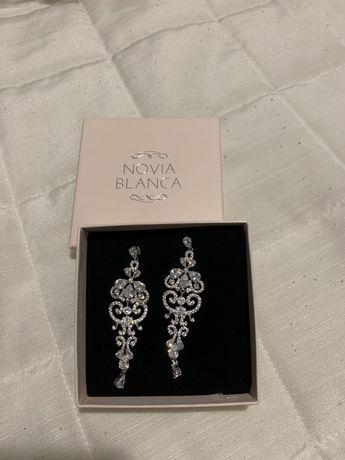 Kolczyki firmy Nowa Blanca