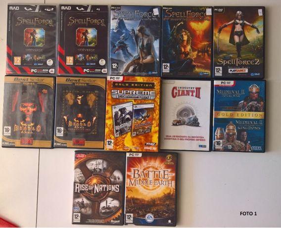 29 Jogos de Computador (PC Games)