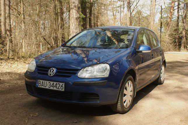 Volkswagen Golf 5 nowa instalacja Lpg