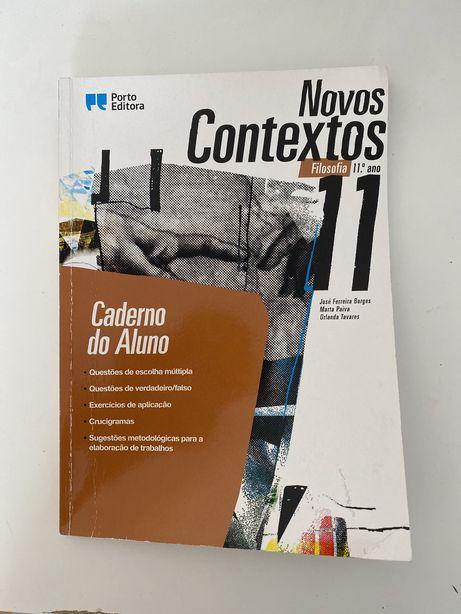 Caderno de atividades de filosofia