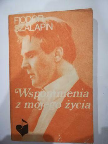 Wspomnienia z mojego życia Fiodor Szalapin