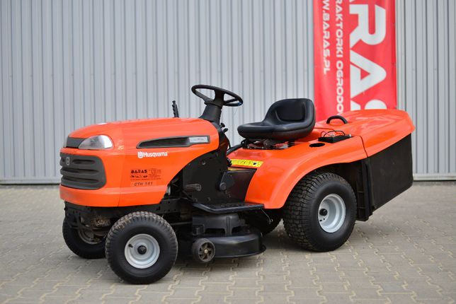 Traktorek Husqvarna CTH 141 nr (260102) - Baras