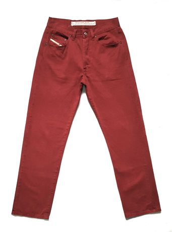Винтажные джинсы diesel cheyenne 360 vintage jeans made in italy