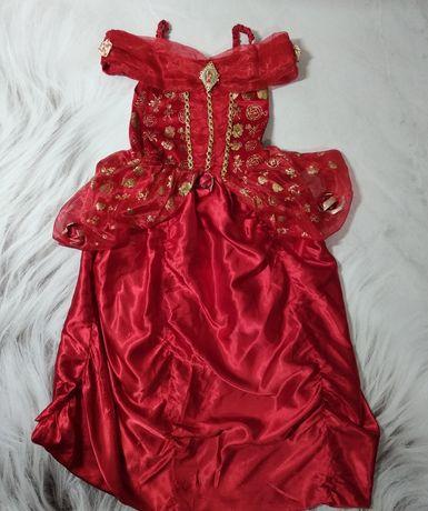 Карнавальное платье принцессы бель / красавица и чудовище