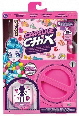 Игровой набор капсул Чикс Capsule Chix Sweet Circuits Collection