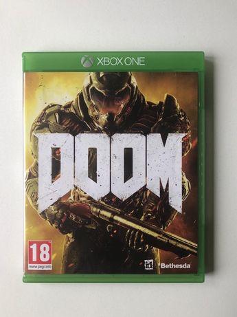 Xbox one gra Doom
