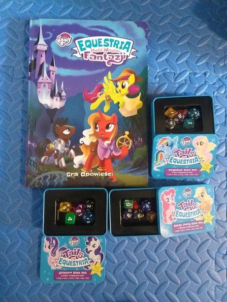 Equestria puść wodze fantazji - gra opowieści.