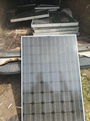Panel fotowoltaiczny solarny solar 125 watt panele