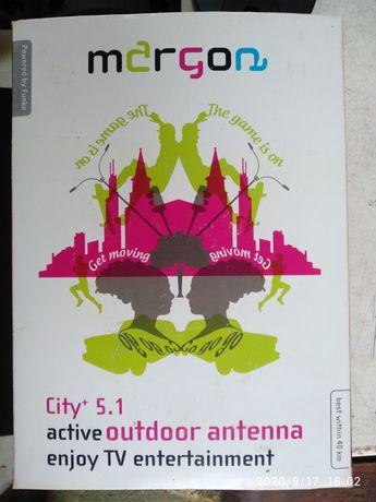 Антенна Т2 margon city+