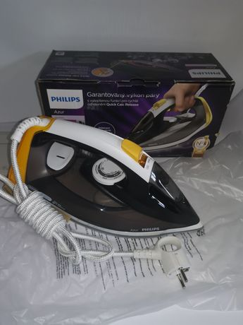 Праска Philips Azur з парою GC4544