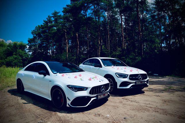 Auto do ślubu • auto z kierowcą • mercedesy