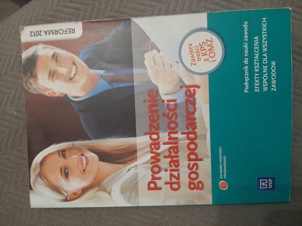 Książka Prowadzenie działalności gospodarczej