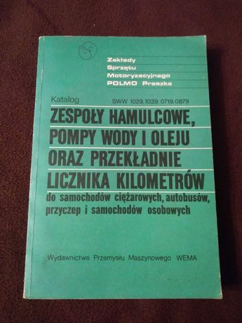 Katalog Sprzetu Motoryzacyjnego Polmo Praszka