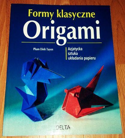 ORIGAMI - Azjatycka sztuka układania papieru