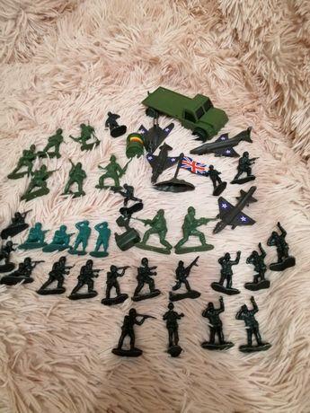 Солдатики военная техника игрушки пакет игрушек.