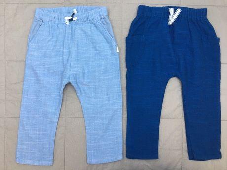 Spodnie H&M, rozm. 92