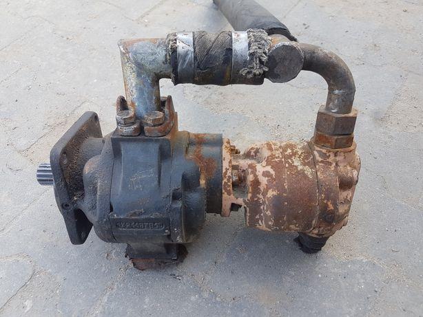 Pompa hydrauliczna waryński ł 34 ładowarka wiertnica koparka