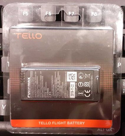 Bateria do drona DJI Ryze Tello