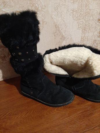 Продам зимові сапожки
