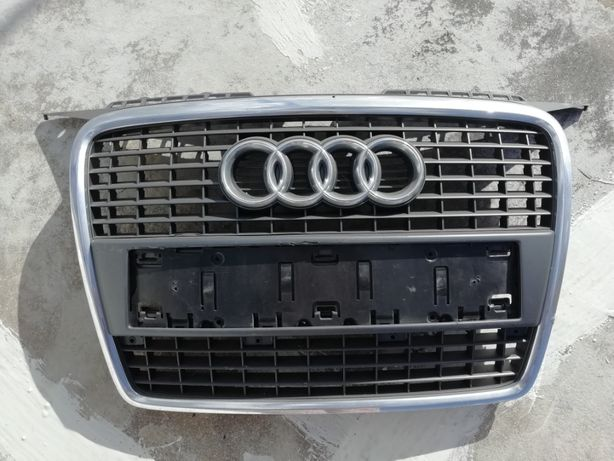 Grelha frontal Audi