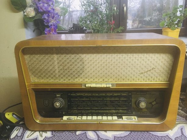 Radio lampowe Juwee