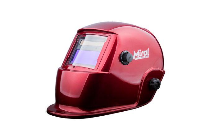 Máscara de Soldar (capacete) miral- profissional
