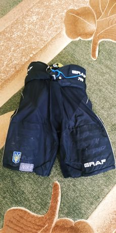 Хоккейные шорти / Хоккейные трусы (GRAF 700) SR 50