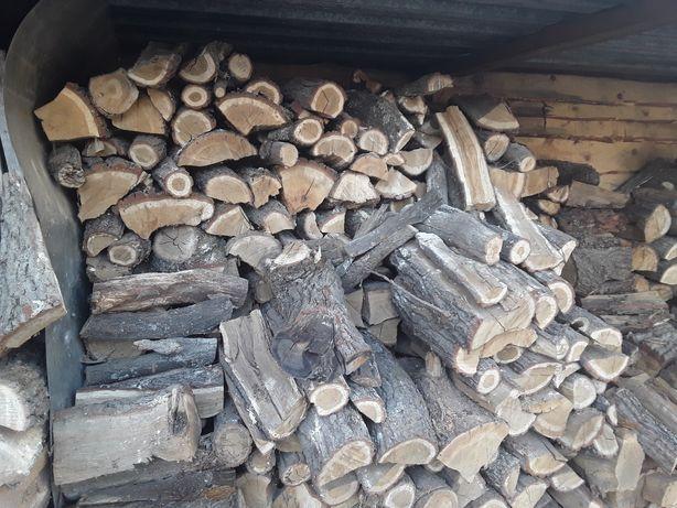 Drewno kominkowe suche wysezonowane